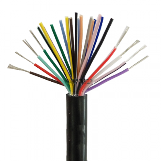 23 AWG 24 CORE SHIELDED CABLE VANNA